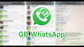 Gb Whatsapp v5.00 descarga 2016