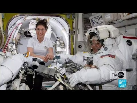 One size does not fit all: NASA's First-ever all Female spacewalk canceled over lack of suits