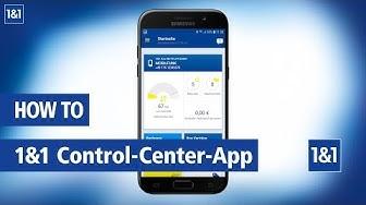 1&1 Control-Center-App