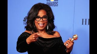Oprah Finally Anwsers The 'Running For President' Question