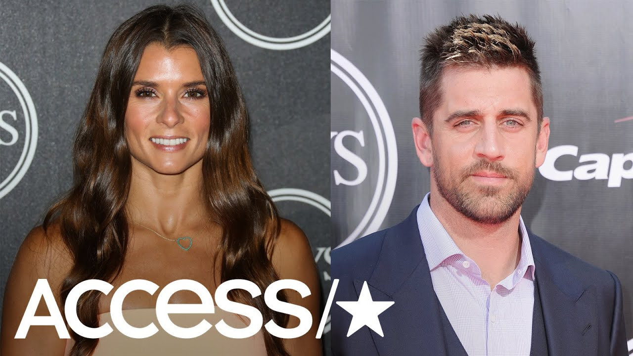 Aaron Rodgers Danica Patrick Are Reportedly Dating Youtube