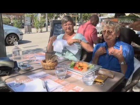 Météo : Du monde en terrasse (La Roche-sur-Yon)