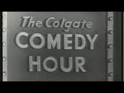 The Colgate Comedy Hour (Jack Carson, Betty Garrett, Robert Alda)