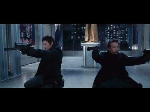 Boondock Saints 2: All Saints Day - the best scene
