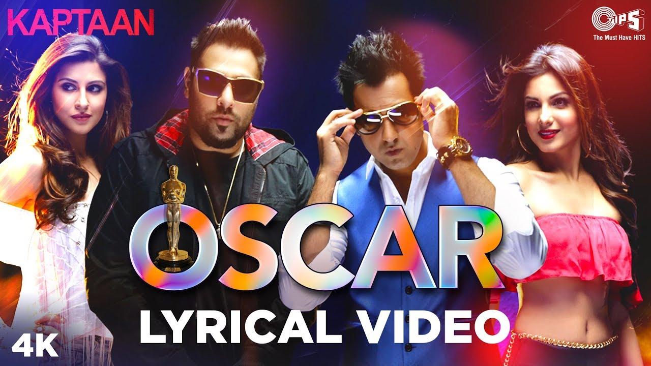 OSCAR Lyrical - Kaptaan   Gippy Grewal feat. Badshah   Monica Gill, Karishma Kotak