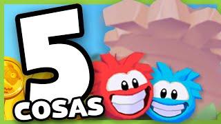 5 COSAS que QUEREMOS en Club Penguin Island ~ Rokos