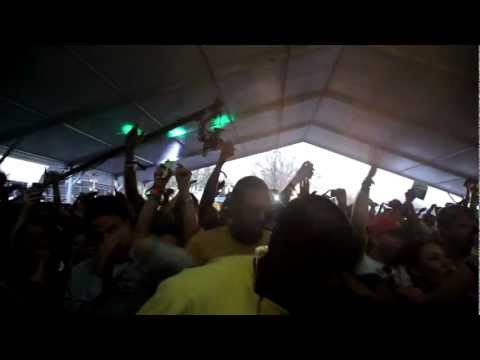 """Bun B """"Draped Up"""" Live at the Fader Fort SXSW 2013"""