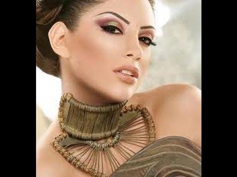 Capelli delle donne arabe