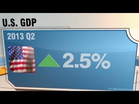 U.S. economy beats expectations