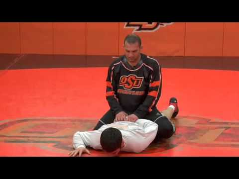 Put Opponents Into a Pinch with the Double Chicken Wing! - Wrestling 2015 #41