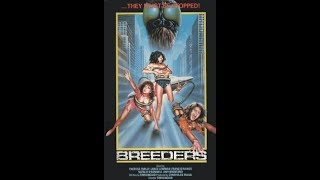 Breeders 1986  Horror ITA