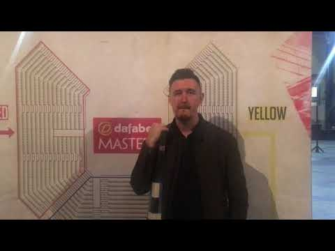 Post match interview with Kyren Wilson | Dafabet Masters