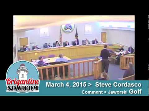 Brigantine 3.4.15 Cordasco Slams Jaworski Links Golf