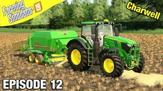 BUYING A NEW FARM Farming Simulator 19 - Charwell with Daggerwin Ep 12