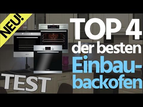 ✅ TOP 4 Einbaubackofen Im TEST - 2017 + NEU | Küchen Profi