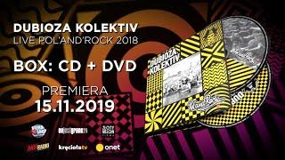DVD+CD Dubioza Kolektiv z #polandrock2018