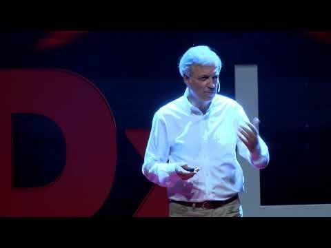 La mejor explicación del calentamiento global contada con una piedra   José Luis Sánchez   TEDxLeon