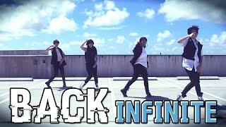 infinite 인피니트 back 백 dance cover by gpk