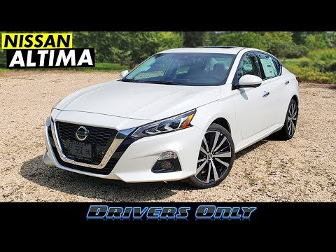2020 Nissan Altima - The Best Altima Ever