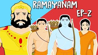 Ramayan Short Stories | Ramayan For Children | Short Stories For Children [2] | MastiKi Paatshala