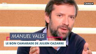 Le bon camarade : Manuel Valls - Bonsoir! du 01/12 - CANAL+