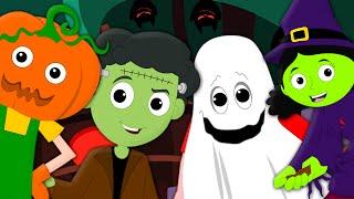 what halloween is | scary nursery rhyme | songs for kids | baby rhymes