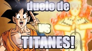 goku versus naruto -Super smash flash 2,duelo de TITANES!
