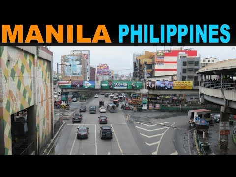 A Tourist's Guide To Manila, Philippines 2018