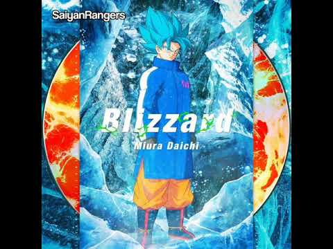 05. Blizzard  English Full Version Daichi Miura / Dragon Ball Super: Broly Main Theme