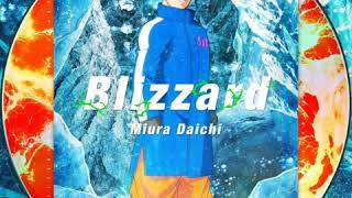 Cover images 05. Blizzard | English Full Version - Daichi Miura / Dragon Ball Super: Broly Main Theme