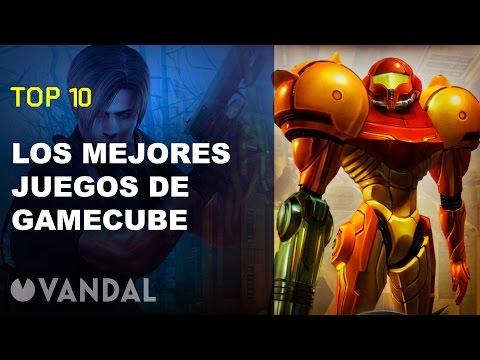 TOP 10 Los mejores juegos de GameCube
