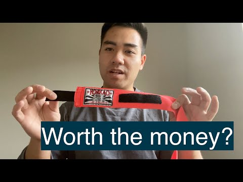 2019 YOKKAO Handwraps For Muay Thai & Boxing Review | 1 YEAR LATER