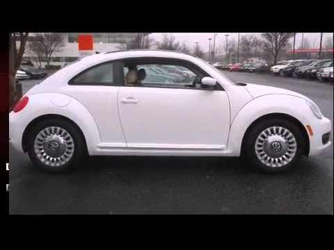2015 Volkswagen Beetle 1.8T w/Sunroof/PZEV