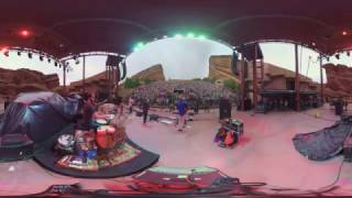 Labor of Love - Live from Red Rocks 5/6/16 - 360 VR thumbnail