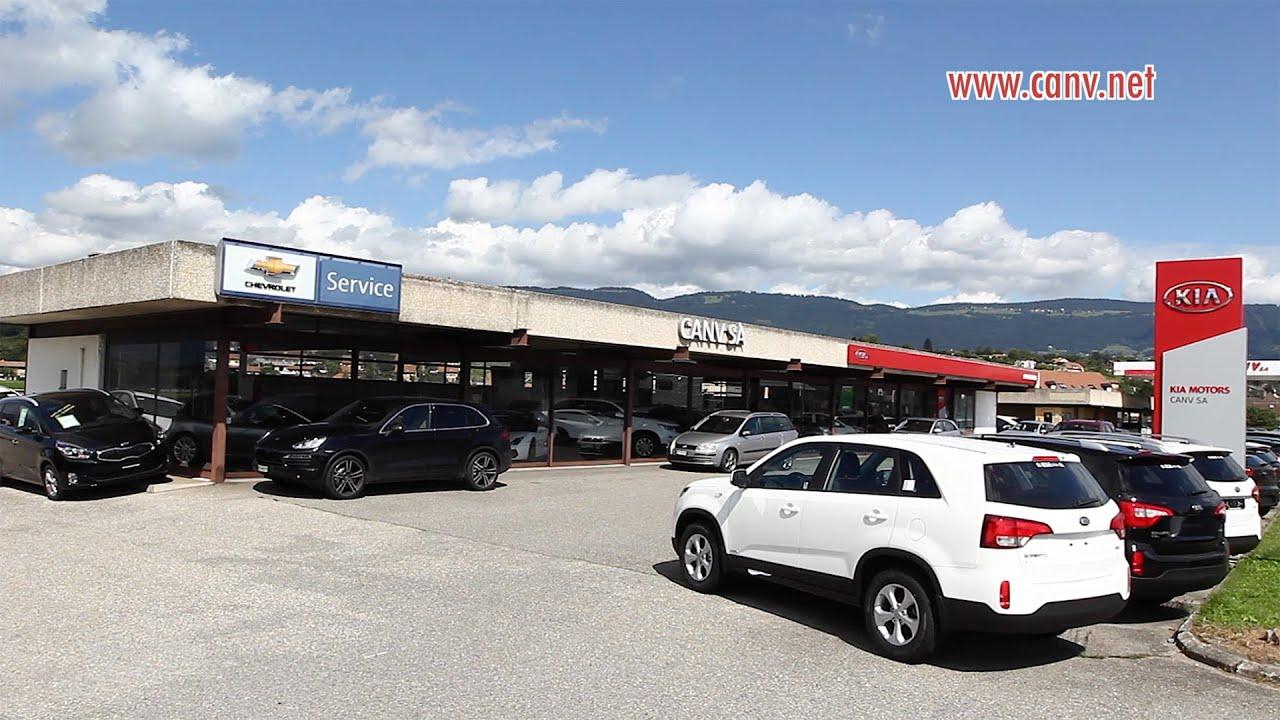 Canv Sa Centre Automobile Du Nord Vaudois Garage Carrosserie Agent