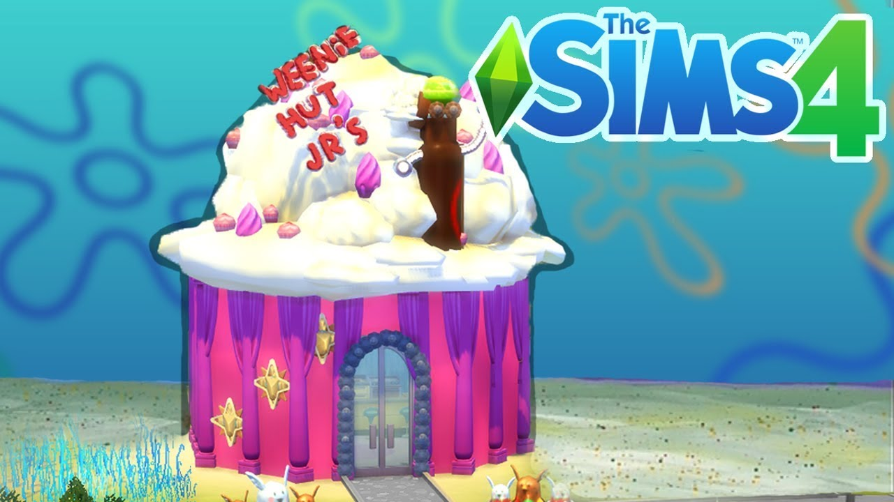 How To Make A Birthday Cake Sims