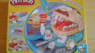 Play-Doh  набор юного стоматолога