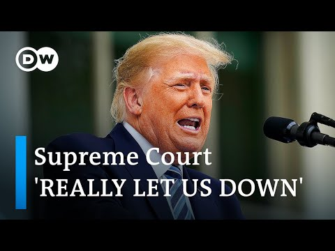 US Supreme Court rejects Texas bid to overturn election | DW News