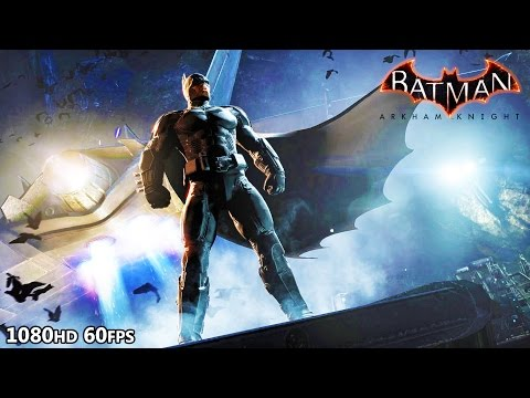 HikePlays: Batman Arkham Knight - THE HUNT Ep.2 - Batman Arkham Knight Gameplay