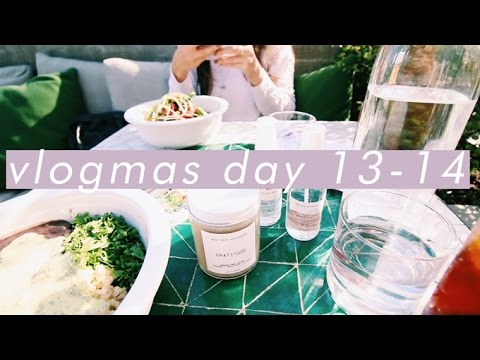Freelance Talk, Gift Guide & Giveaway | VLOGMAS DAY 13-14