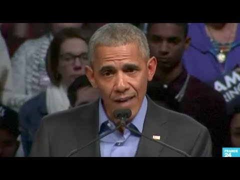 AS BARACK OBAMA JUST ATTACKED TRUMP TODAY EVERYONE NOTICED WHAT WAS WRONG WITH HIS MOUTH!