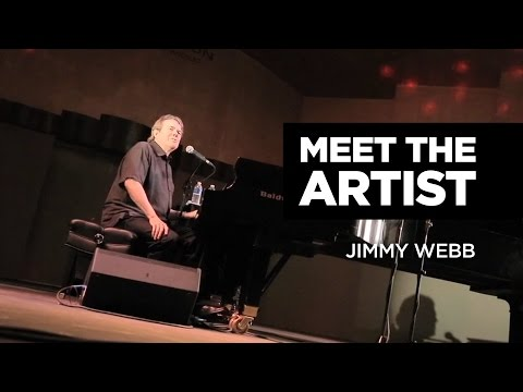 Meet the Artist: Jimmy Webb