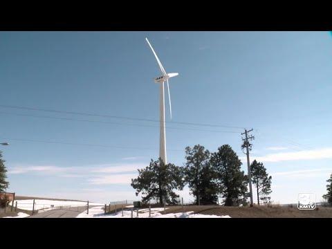 Bill would regulate wind energy in Nebraska