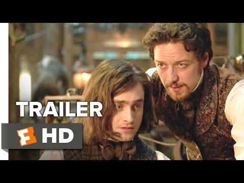 Victor Frankenstein Official Trailer #1 (2015) - Daniel Radcliffe, James McAvoy Movie HD