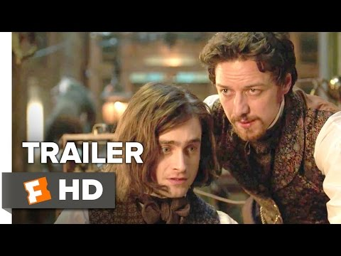 Thumbnail: Victor Frankenstein Official Trailer #1 (2015) - Daniel Radcliffe, James McAvoy Movie HD