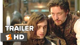 Victor Frankenstein Official Trailer #1 (2015) - Daniel Radcliffe, James McAvoy Movie HD