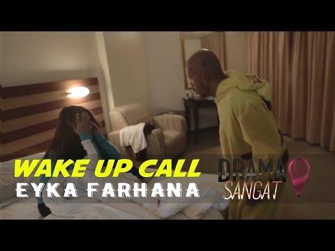#WakeUpCall | Eyka Farhana Kena Ceramah?