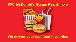 One Delivery - We deliver your Fast Food & Restaurant Favourites