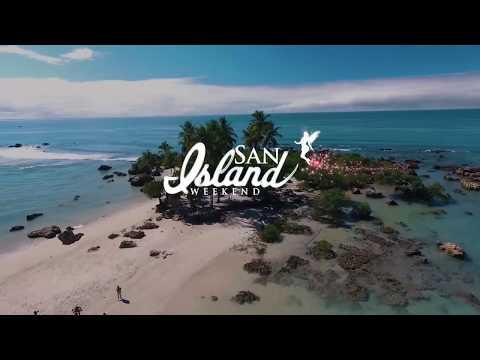 San Island Weekend - 2018   Lançamento