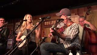 Carl Jackson and Ashley Campbell at the Station Inn, Gentle On My Mind